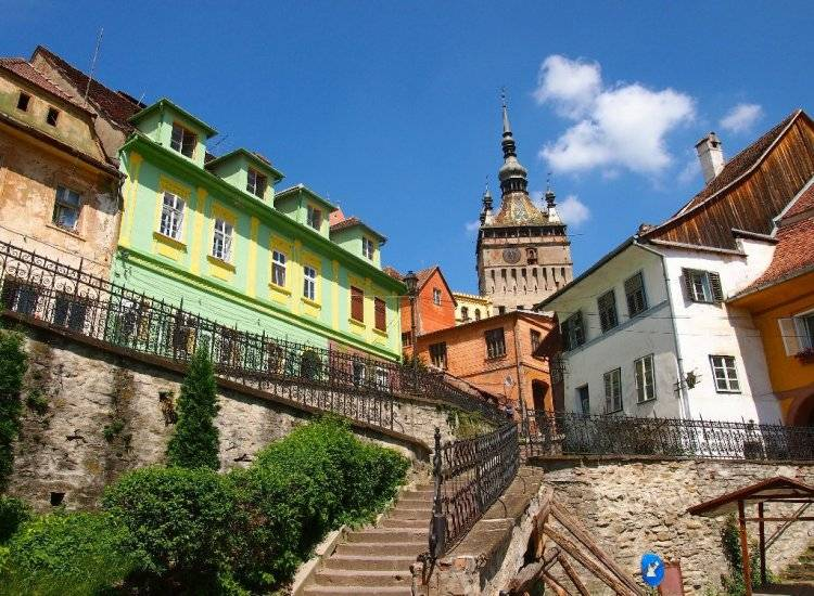 Viscri - Sighisoara
